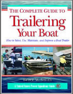 Trailering Your Boat Book Cover